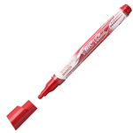Marcatori Whiteboard Marker Velleda liquid Ink - punta tonda 2,2mm - rosso - Bic