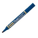 Marcatore permanente n860 blu punta scalpello amiko