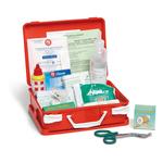 Valigetta di pronto soccorso Medic 1 - arancio - fino a 2 persone - PVS