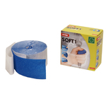 Bendaggio autoaderente Soft Next - 6 cm x 4,5 mt - blu - PVS