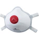 Mascherina filtrante FFP3 con valvola - Delta Plus - scatola da 5 pezzi