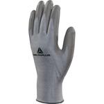 Guanto antitaglio Venicut 32 - maglia deltanocut - palmo in poliuretano - taglia 10 - grigio - Deltaplus