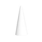 Cono - polistirolo espanso - ø70mm - H125mm - Ri.plast