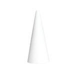 Cono - polistirolo espanso - ø90mm - H200mm - Ri.plast