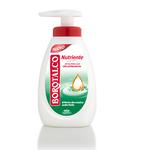 Sapone liquido - nutriente - 250 ml - olio di mandorla - Borotalco