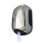 Asciugamani automatico Mini Zefiro - 23,8x15,6x9,9 cm - 900 W - ABS - cromato - Medial International