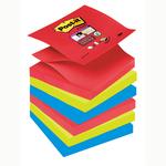 Blocco Post it® Super Sticky Z Notes - Bora Bora - 76 x 76mm - 90 fogli - Post it®