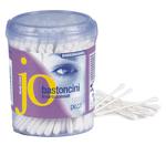 Bastoncini puliorecchie cotonati - carta biodegradabile - Jo Body - conf. 100 pezzi