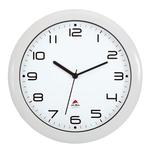 Orologio da parete Hornew - diametro 30 cm - bianco - Alba