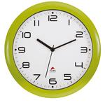 Orologio da parete Hornew - diametro 30 cm - verde - Alba