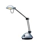 Lampada da tavolo Space - a led - 3W - silver - Hansa