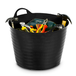 Cestone Flexy - 40 lt - diametro 48 cm - altezza 37.5 cm - nero - CEP