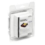 Kit di stampa per stampante Duracard ID 300 (nastro a colori + 100 tessere) - Durable