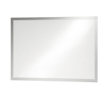 Cornice Duraframe® Poster - A1 - 59,4x84,1 cm - argento - Durable