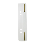 Pressini fermafogli - 38x150 mm - bianco - Durable - conf. 25 pezzi