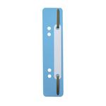 Pressini fermafogli - 38x150 mm - azzurro - Durable - conf. 25 pezzi
