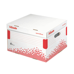 Scatola container Speedbox - Medium - 32,5x36,7cm - dorso 26,3 cm - Esselte