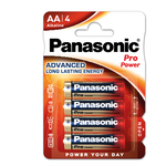 Stilo ProPower AA LR6 - Panasonic - blister 4 pezzi