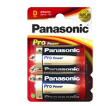 Torcia D Propower LR20 - Panasonic - blister 2 pezzi
