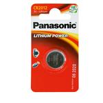 Blister Micropila CR2012 - litio - Panasonic