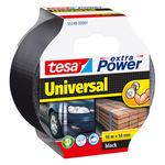 Nastro adesivo Tesa® Extra Power Universal - 10 m x 50 mm - nero - Tesa®