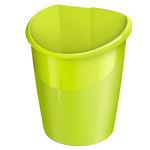 Cestino gettacarte Ellypse Xtra Strong - altezza 38 cm - 15 lt - verde anice - CEP
