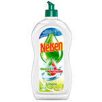Detersivo per piatti - limone - 900 ml - Nelsen