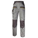 Pantalone da lavoro Mach 2 Corporate - grigio chiaro/grigio scuro - taglia L - grigio chiaro/grigio scuro - Deltaplus