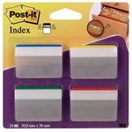 Post-it® Index Strong per cassettiera