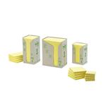 Post-it® Notes in carta riciclata giallo