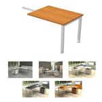 Allungo Easy Plus - DX/SX - 119x60cm - H72,5cm - grigio - Artexport