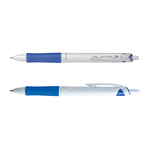 Penna a sfera a scatto Acroball Pure White Begreen - punta 1,0mm - blu - Pilot