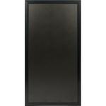 Lavagna Multiboard - 60x115 cm - cornice nera - Securit