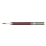 Refill Energel XM Permanent - rosso - 0,7mm - Pentel - conf. 12 refill