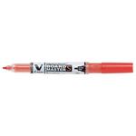 Marcatore V Board Master S Ultra Fine Begreen - punta ultra fine - tratto 0,8mm - rosso - Pilot