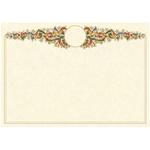 Diplomi in pergamena - stampa offset - A4 - 160 gr - avorio - Kartos - conf. 10 pezzi