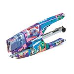 Cucitrice a pinza Pop Art - punti 6/4 - American Dream - acciaio cromato - Iternet