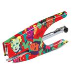 Cucitrice a pinza Pop Art - punti 6/4 - Marylin - acciaio cromato - Iternet