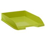 Vaschetta portacorrispondenza EcoLine - 35x25,5x6,5 cm - 24x32 cm - verde - Cep