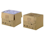 Sacchi per distruggidocumenti Auto+ 750X/M - 115 lt - carta riciclabile - Rexel - conf. 50 pezzi