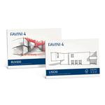 Album Favini 4 - 33x48cm - 220gr - 20 fogli - liscio - Favini