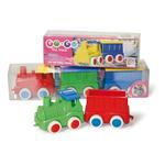 Linea Go-Go - in plastica - CWR - Set Locomotiva + 2 vagoni