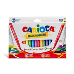 Scatola 20 pennarelli Magic Markers - colori assortiti - Carioca