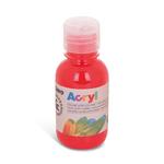 Colori Acryl - 125ml - rosso vermiglione - Primo