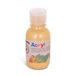 Colore acrilico fine Acryl - 125ml - oro - Primo