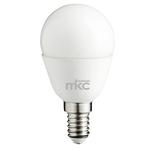 Lampada - Led - minisfera - 5,5W - E14 - 4000K - luce bianca naturale - MKC