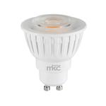 Lampada - Led - MR-GU10 - 7,5W - GU10 - 4000K - luce bianca naturale - MKC