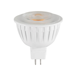 Lampada - Led - MR16 - 7,5W - GU5,3 - 2700K - luce bianca calda - MKC