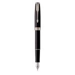 Penna Stilografica Sonnet black CT - stilo M - Parker
