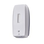 Dispenser automatico Basica per sapone liquido - bianco - capacità 500 ml - Medial International